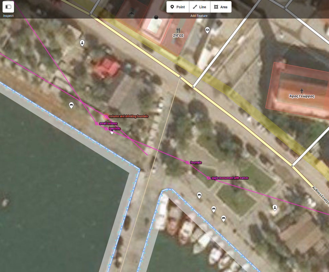 OSM Edit View