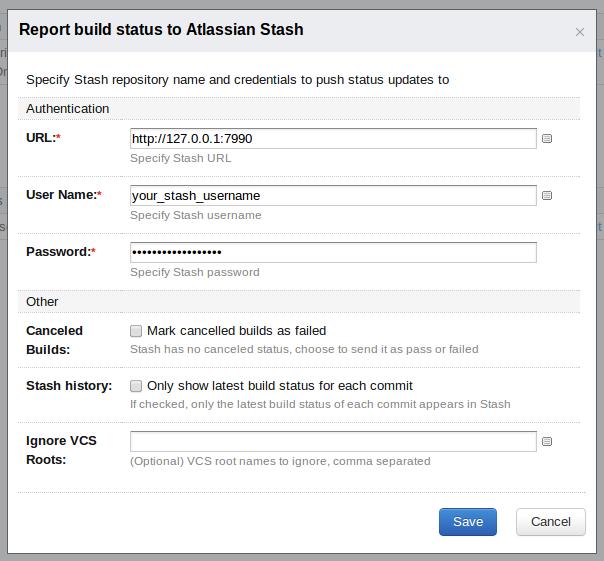 TeamCity to Bitbucket Status Reporter - Mendhak / Code